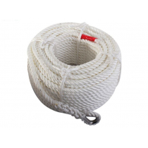 Bridon Polyester Anchor Rope Pack 10mm x 100m with Thimble