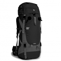 Explore Planet Earth Carina Rucksack 65L Black