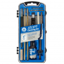 Accu-Tech 17-Piece Cleaning Kit for .17 / .177