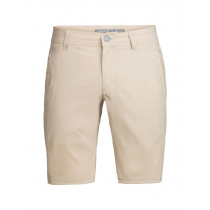 Icebreaker Mens Merino Hybrid Connection Commuter Shorts Straw