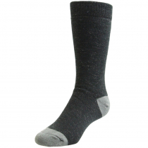 NZ Sock Co. Outdoor Contrast Socks 3-Pack Black/Grey