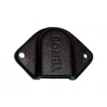 Tenob Small Cable Cover Black