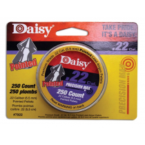 Daisy .22 Calibre Pointed Pellets 250 Count