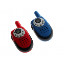 Digitech 80 Channel Walkie Talkie Set Red and Blue
