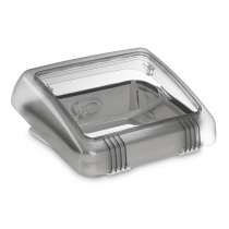 Dometic Micro Heki Roof Vent with Fly Screen 280x280mm