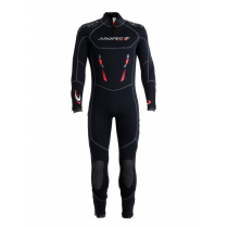 Aropec Prima Super-Stretch Semi-Dry Mens Wetsuit 5mm XL