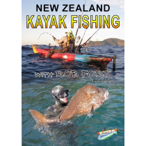 NZ Kayak Fishing with Rob Fort DVD Vol 2
