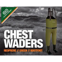 Outdoor Outfitters Heavy Duty Explore Chest Waders