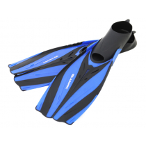 Aropec Closed Pocket Full Foot Split Dive/Snorkel Fins