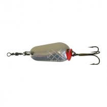Fishfighter Z-Spinner Lure 44g Mounted Silver