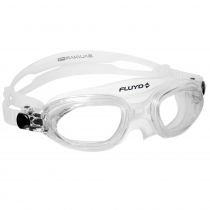 Fluyd Linea Adult Swimming Goggles Clear