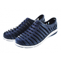 Kiwi Fishing Mens Boat and Beach Shoes Blue