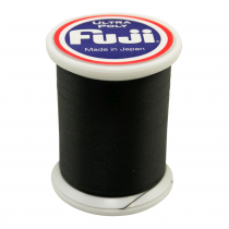 Fuji Poly D Grade Rod Binding Thread 400m Black