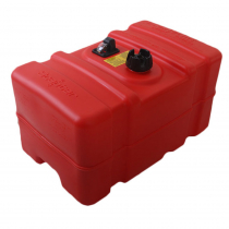Scepter Rectangular Portable Outboard Fuel Tank 45L Tall