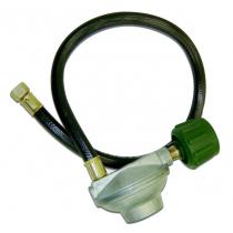 Gasmate 2.0kg QCC LPG Regulator with Hose 600mm