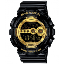 G-Shock GD100-1B Special Colour Watch 200m