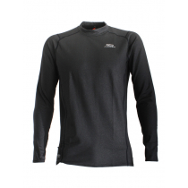Aropec Quick-Dry Longsleeve Thermal Rash Top Mens Black