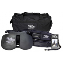 Black Magic Equalizer Fighting Belt and Harness Set