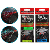 Black Magic Whiting Snatcher Flasher Rigs