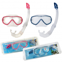 Cressi Onda Mare Mask and Snorkel Set