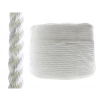 Donaghys Polyester Rope 14mm x 1m - 3 Strand
