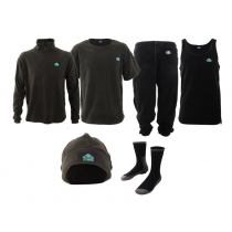 Game Hunter 6pc Fleece Clothing Pack S