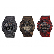 G-Shock GD120CM Camouflage Series Watch 200m