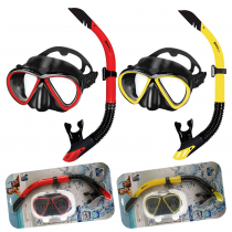 Mares Bonito Adult Silicone Dive Mask and Snorkel Set