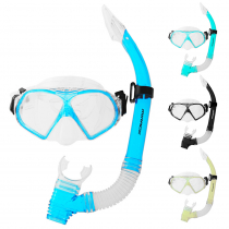 Mirage Tropic Dive Mask and Snorkel Set