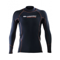 Aropec AquaThermal Watersports Long Sleeve Rash Top XS