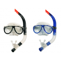 Aropec Adult Dive Mask and Snorkel Set