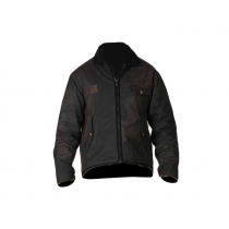 Swanndri Mens Waimak Oilskin Jacket with Wool Lining