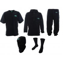 Ridgeline Top to Toe 5 Piece Black Pack
