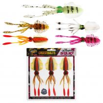 Chasebaits Ultimate Squid Soft Baits 15cm