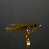 Fishfighter Woolly Bugger Olive Lure Fly