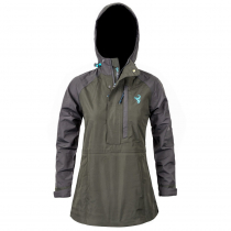 Hunters Element Halo Windproof Womens Jacket Forest Green