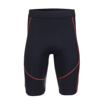 Musto Junior Hiking Shorts Black/Fire Orange Medium