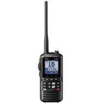 Standard Horizon HX890 Class H Floating DSC Handheld VHF/GPS Radio Black