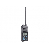 Icom IC-M24 Float n Flash Handheld VHF Radio
