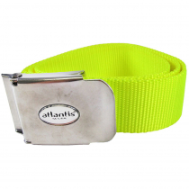 Atlantis Icon Dive Weight Belt 180cm Yellow