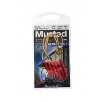 Mustad Double Jig Assist Rig 6/0 Qty 3