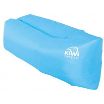 Kiwi Camping Air Lounger Blue