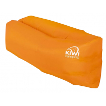 Kiwi Camping Air Lounger Orange