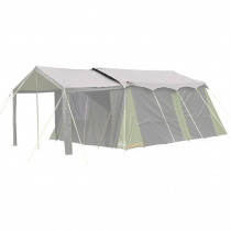 Kiwi Camping Canvas Fly Attachment for Kakapo 10 Tent