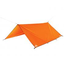 Kiwi Camping Kereru 6 Fly Tent Orange 600 x 383cm