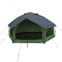 Kiwi Camping Fantail Quick Pitch Dome 3 Person Tent