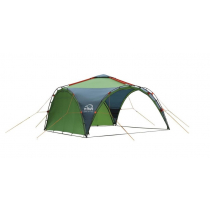 Kiwi Camping Savanna 3 Shelter with 2 Solid Curtains