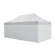 Kiwi Camping Side Curtains for 6x3 Shelter White