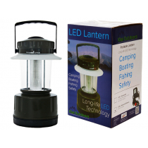 Kiwi Outdoors Long Life Battery Operated LED Lantern