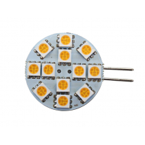 12 LED G4 Bulb with Side Pin Warm White